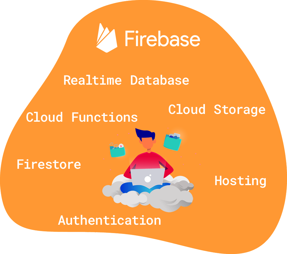 firebase graphic dark